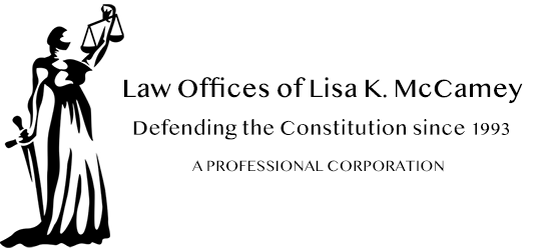 Law Offices of Lisa K. McCamey, A Professional Corporation